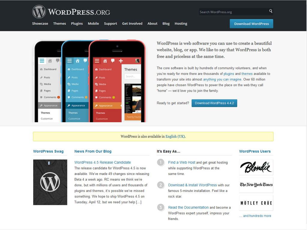 WordPress Mobile Responsive Layout