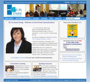 WordPress Portfolio Screenshot