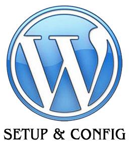 WordPress Setup and Config